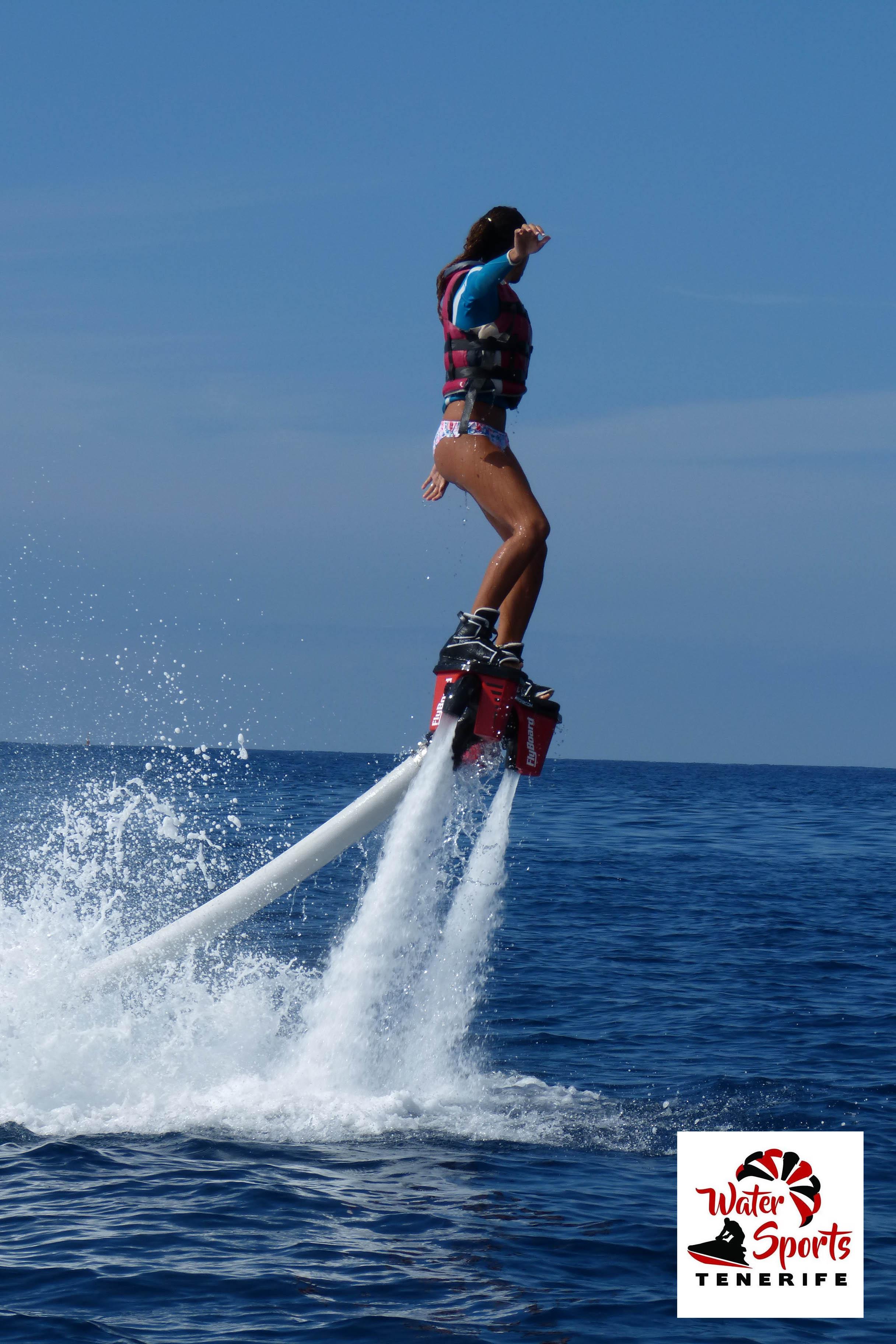 flyboard watersport adeje