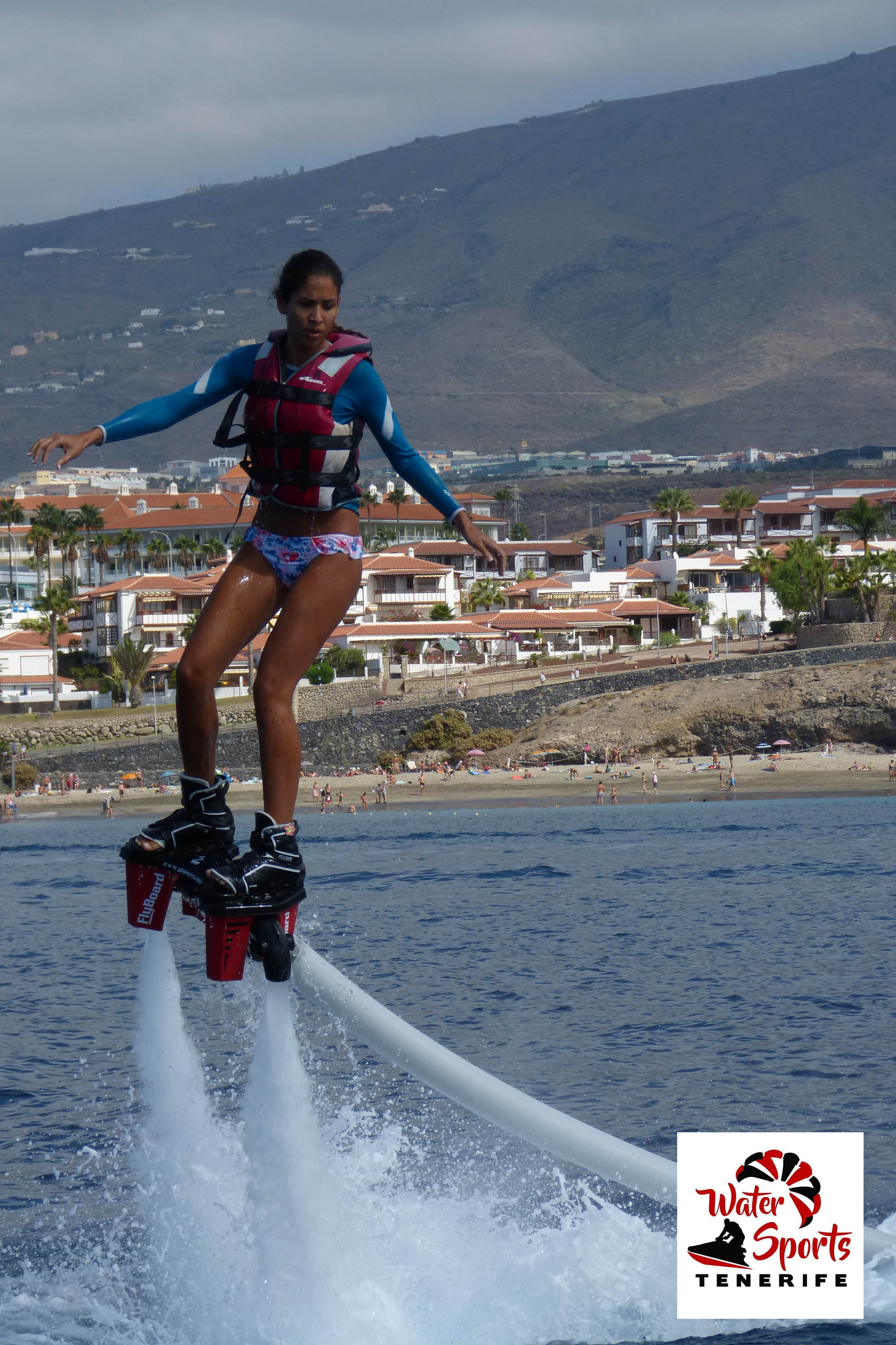 flyboard watersport los abrigos