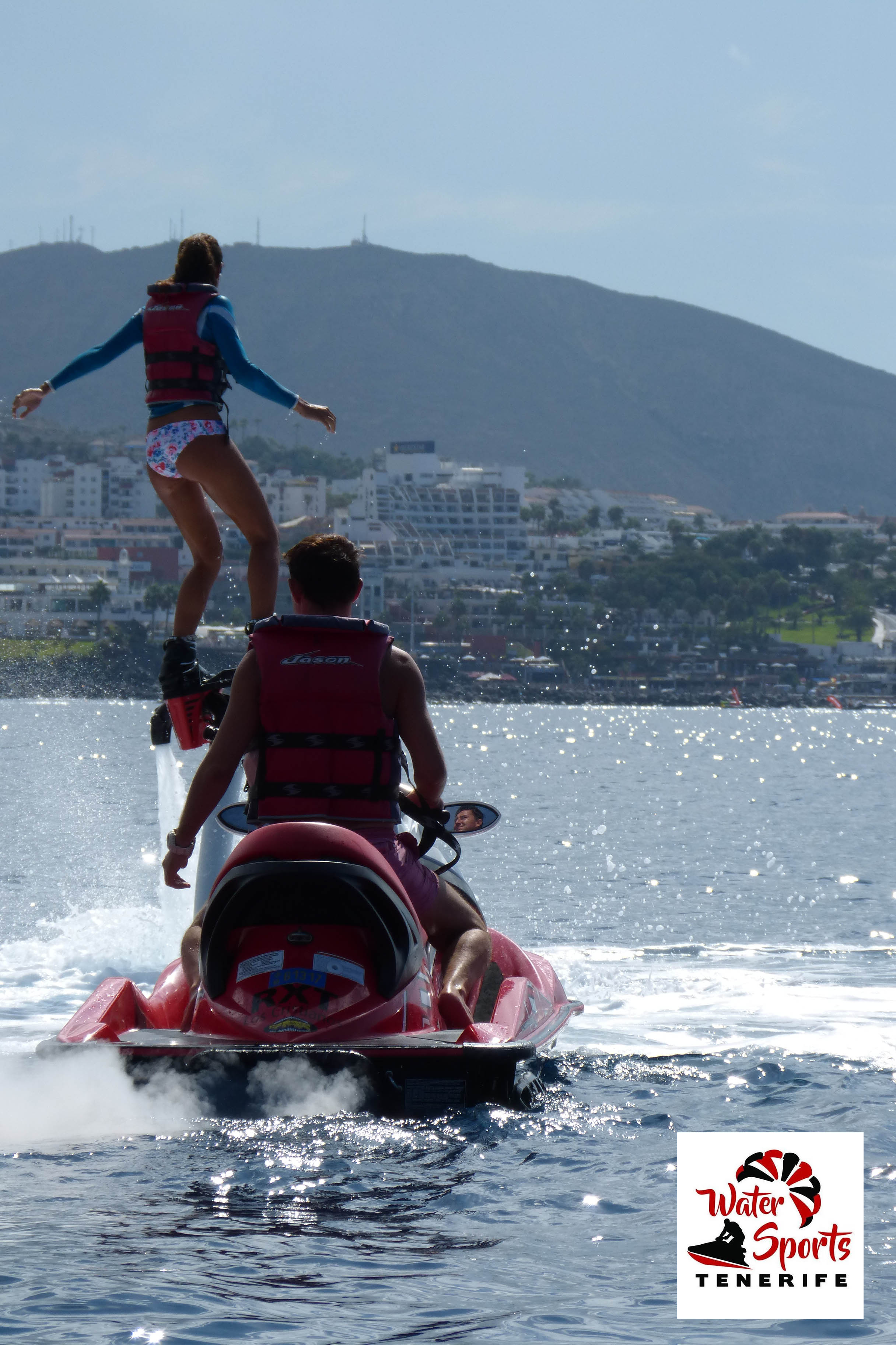 flyboard watersport los cristianos