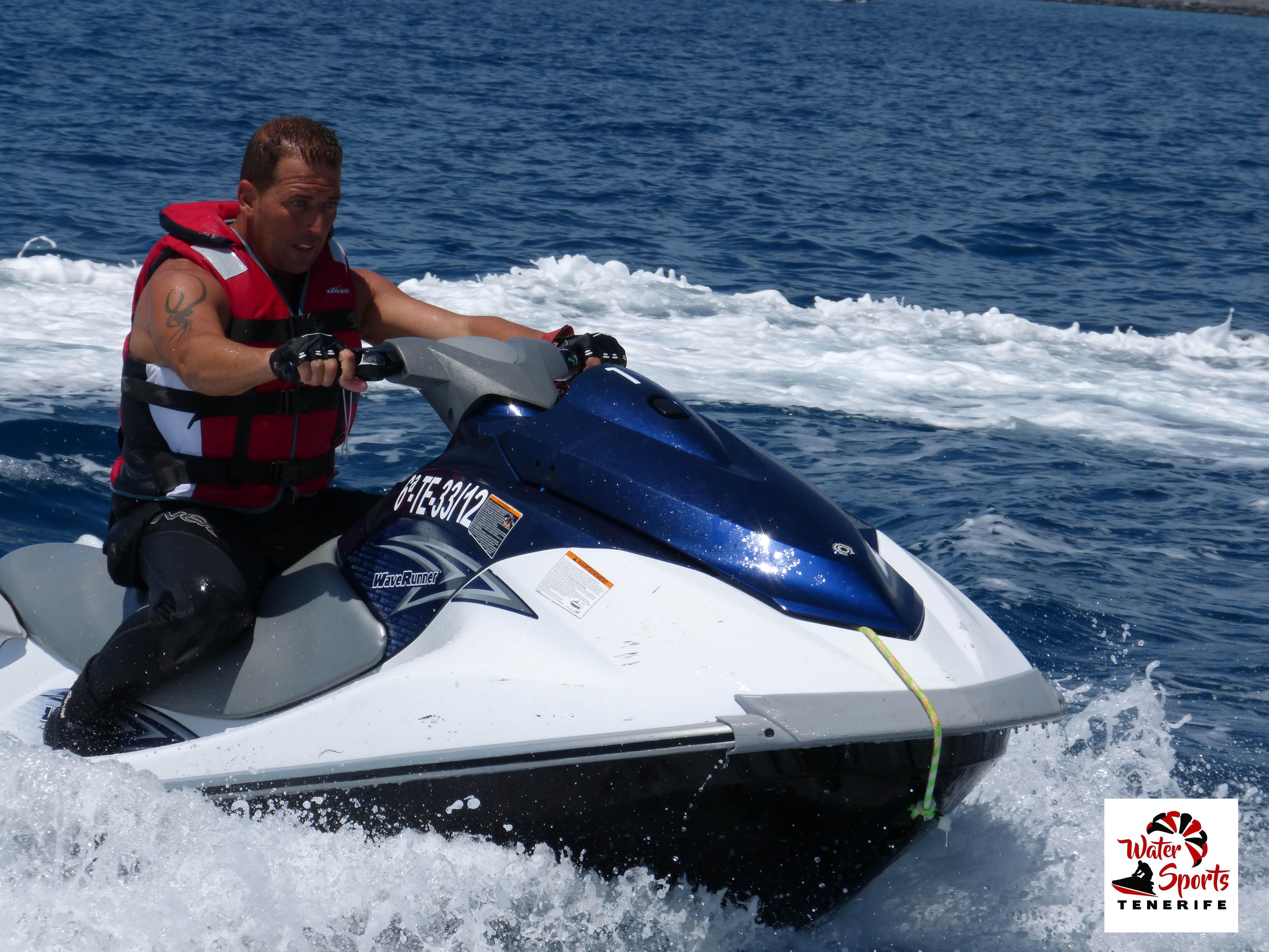 motos de agua watersport el medano