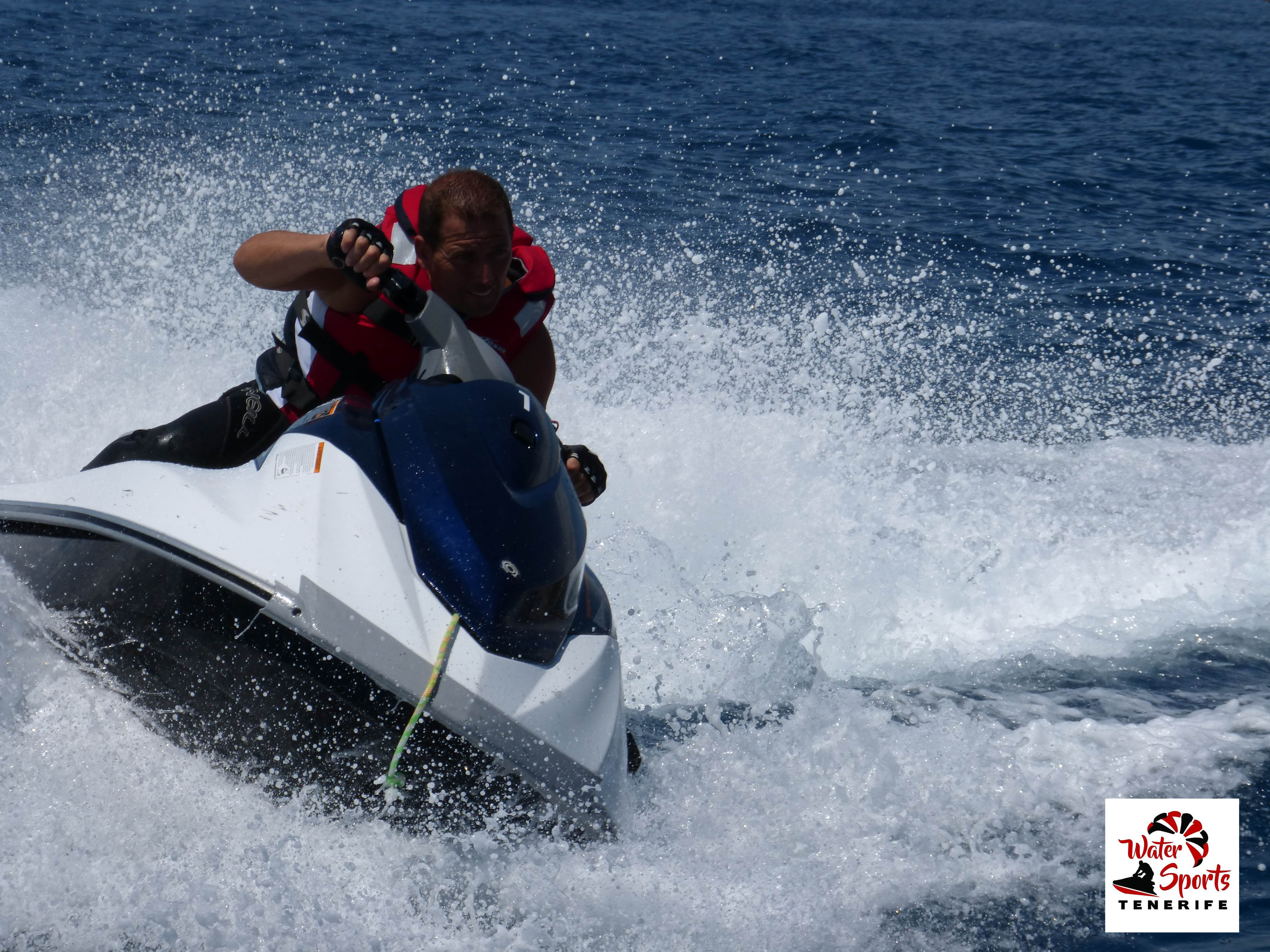 motos de agua watersport islas canarias