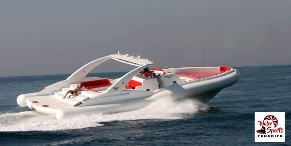 sea riders excursion lanchas rapidas en adeje arona
