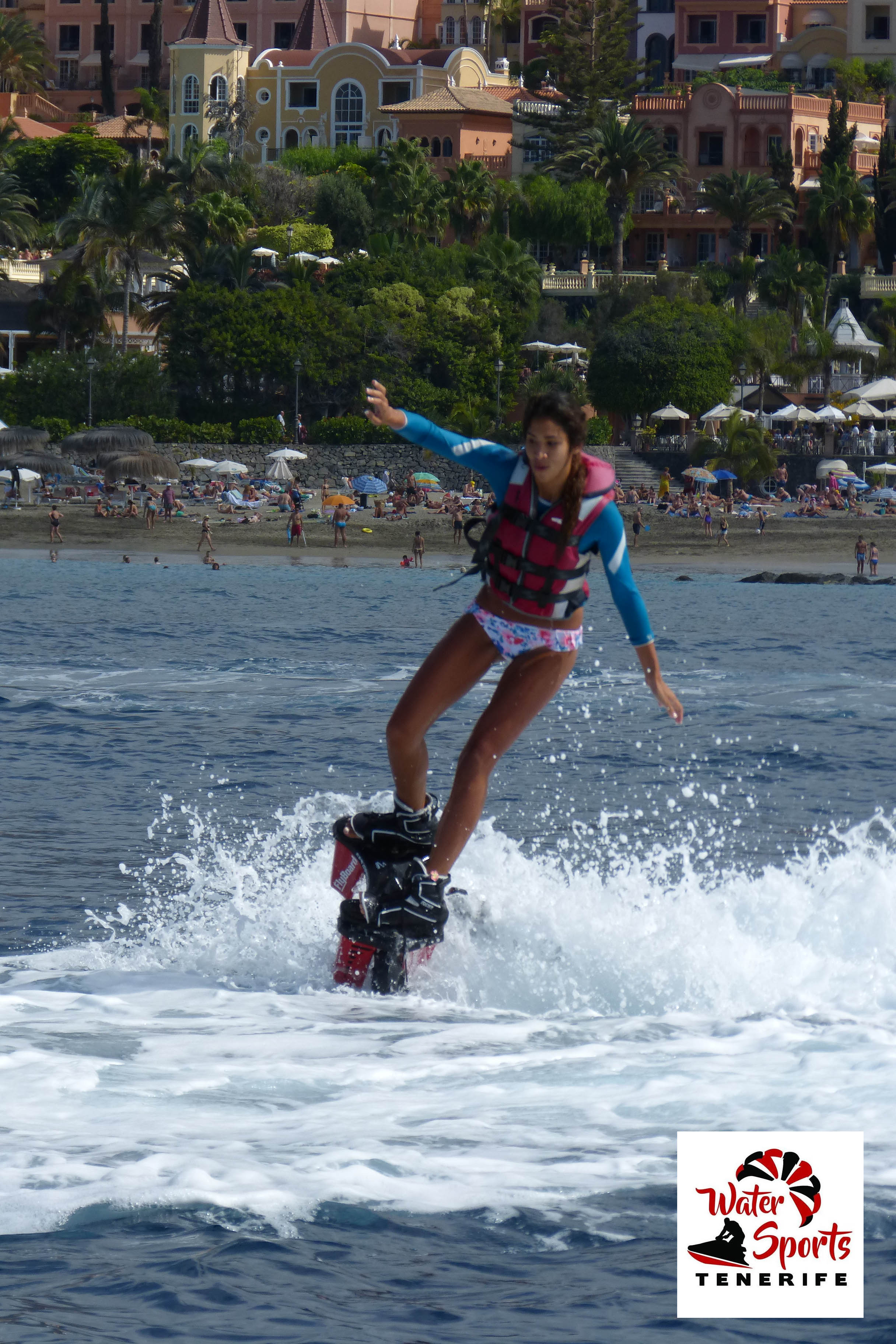 watersport flyboard los cristianos