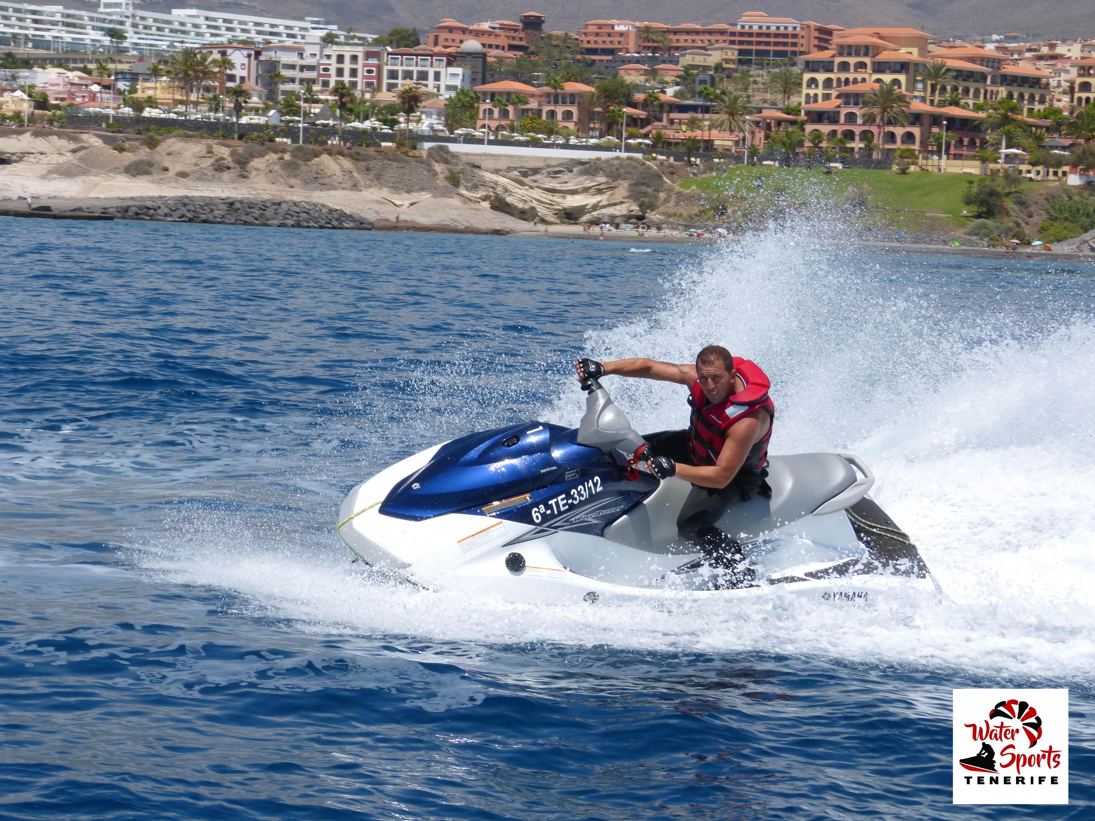 watersport motos de agua islas canarias