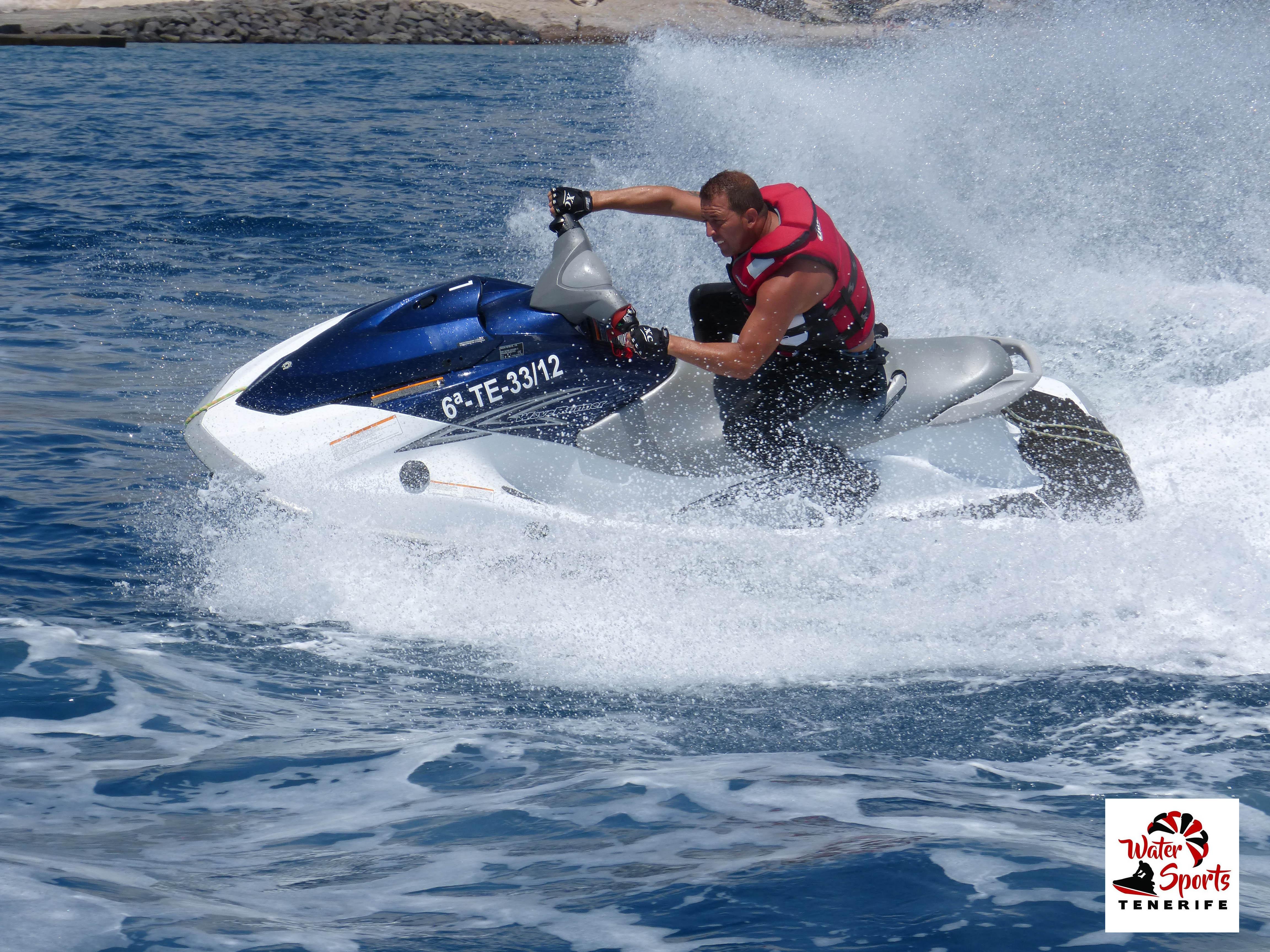watersport motos de agua los cristianos