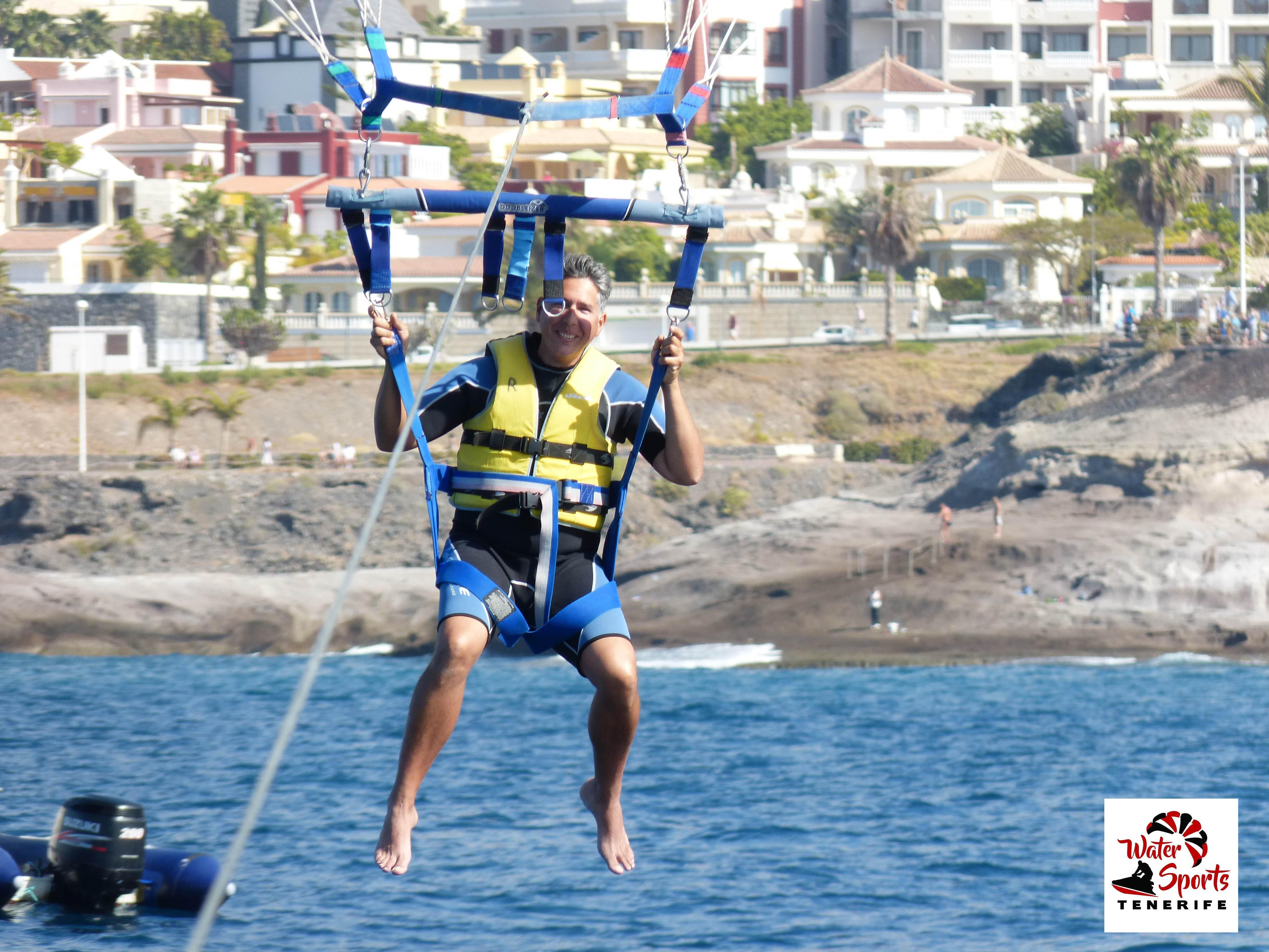 watersport paracaidismo las americas