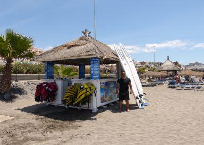 Fañabe barco de water sports los cristianos