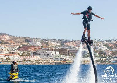 Flyboard water sports tenerife