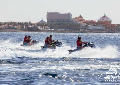 Safari jet ski puerto colon