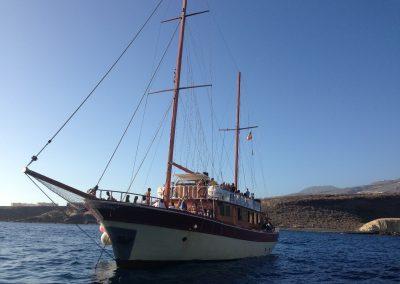 alquilar barco water spoets tenerife