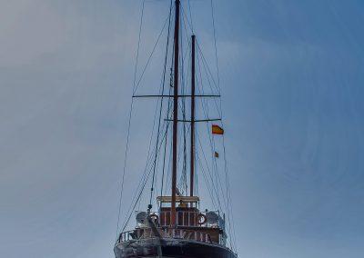 barco en adeje weater sports tenerife