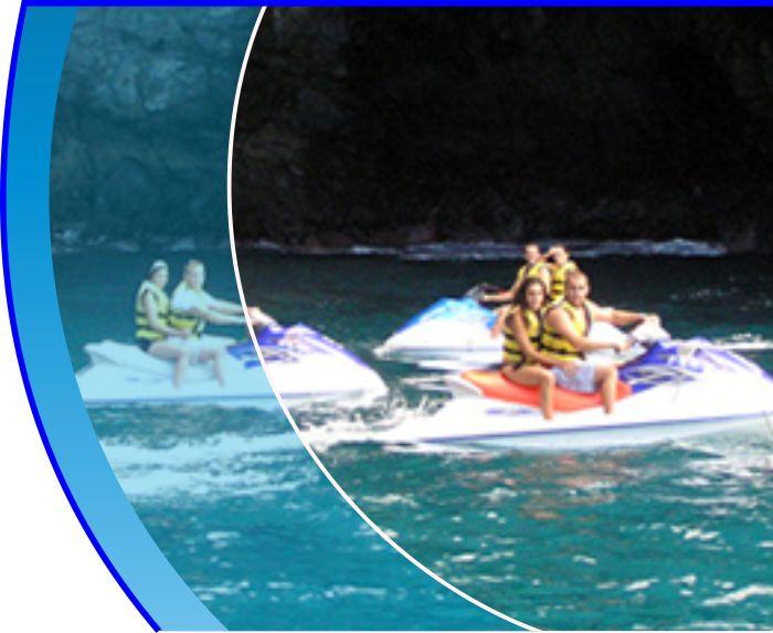 jet ski tenerife water sports puerto colon adeje