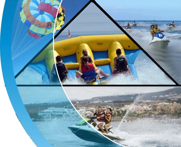 paquetes tenerife water sports puerto colon adeje 2