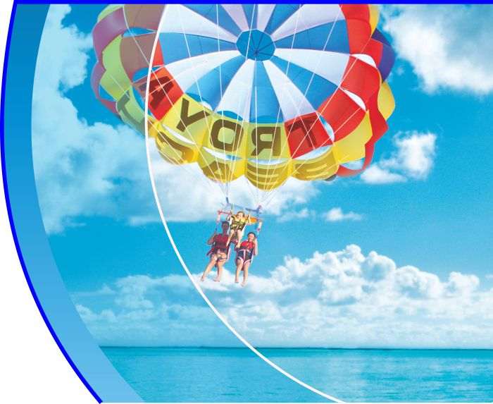 parascending tenerife water sports puerto colon 4
