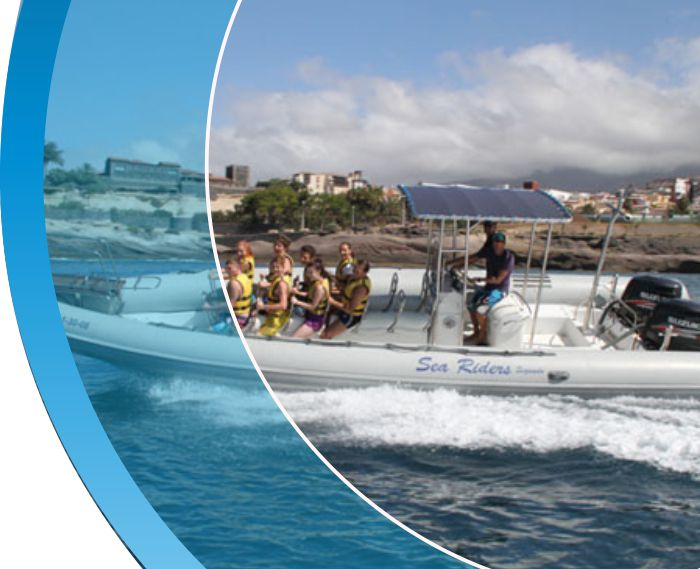 sea readers tenerife water sports puerto colon adeje 2