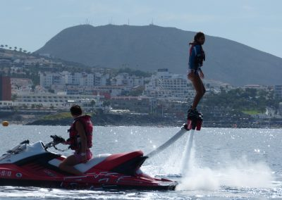 water sports los cristianos adeje