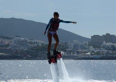 water sports los cristianos adeje arona