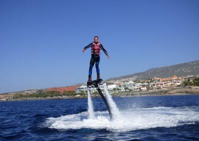 water sports los cristianos adeje arona tenerife