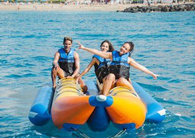 water sports tenerife adeje puerto colon canarias