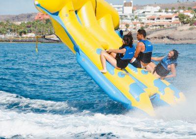 water sports tenerife arona adeje puerto colon