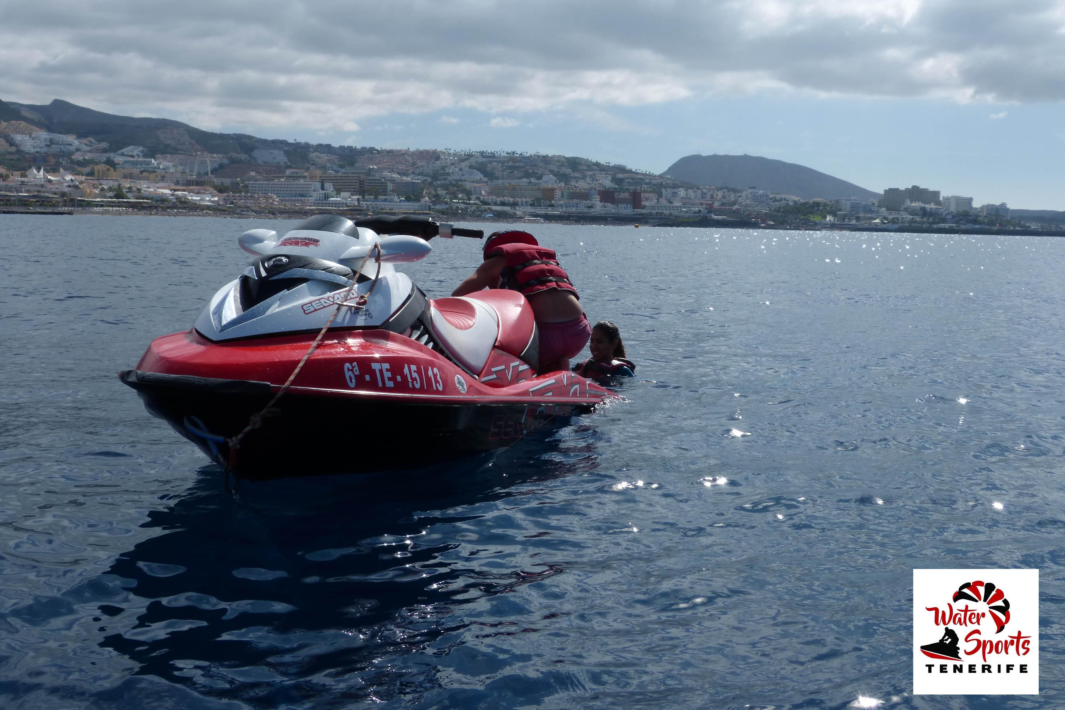 flyboard watersport islas canarias