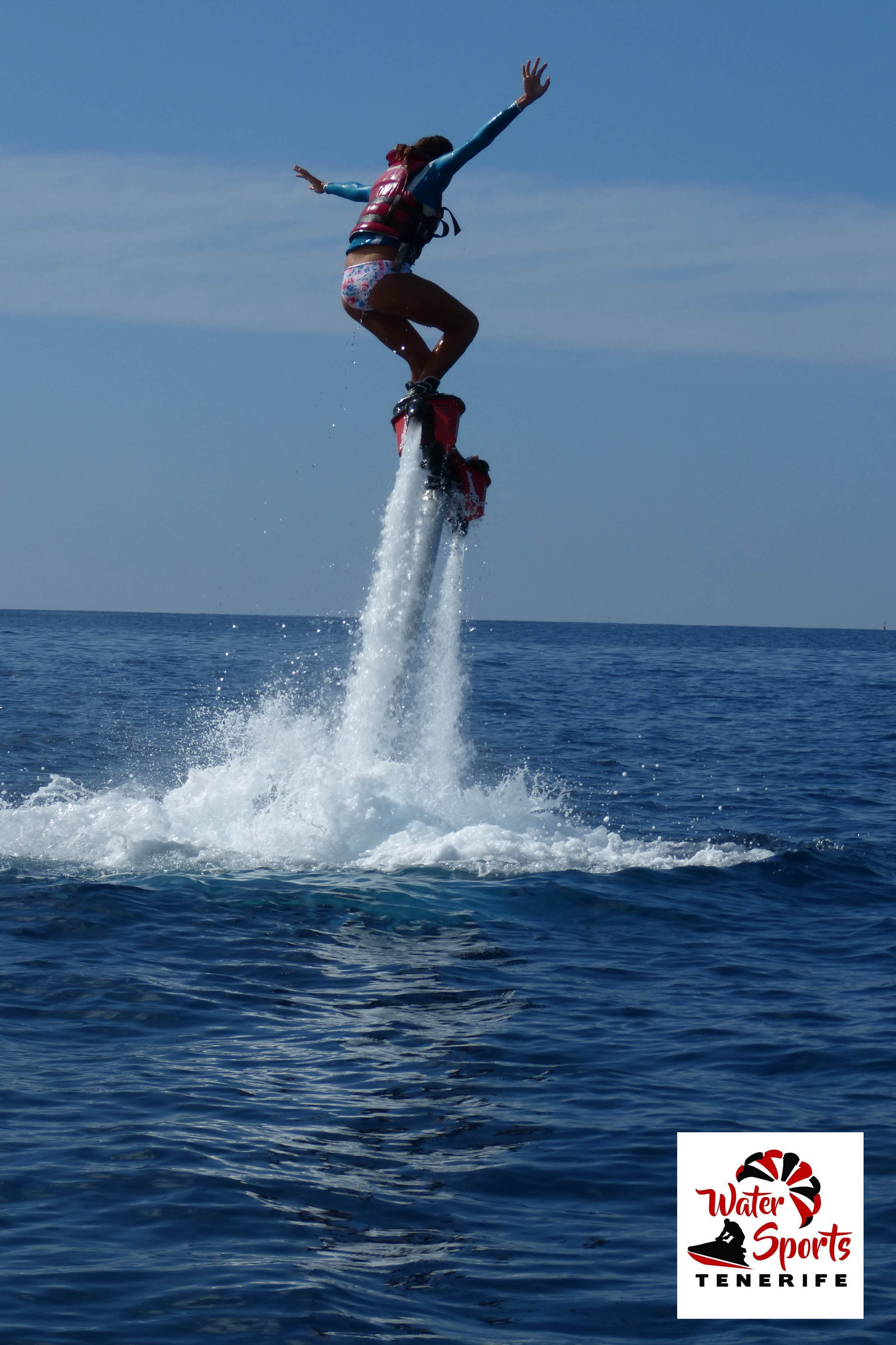 flyboard watersport las veronicas