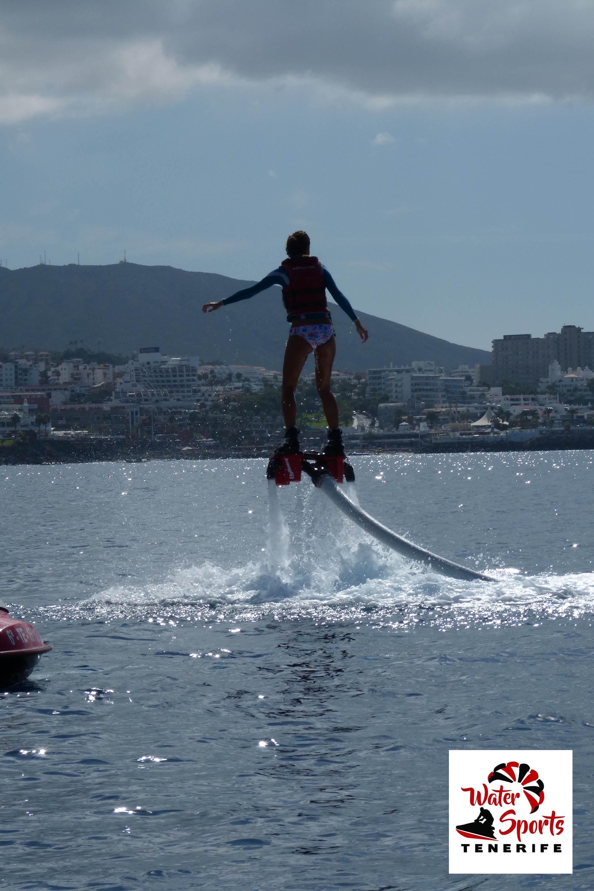 flyboard watersport tenerife sur