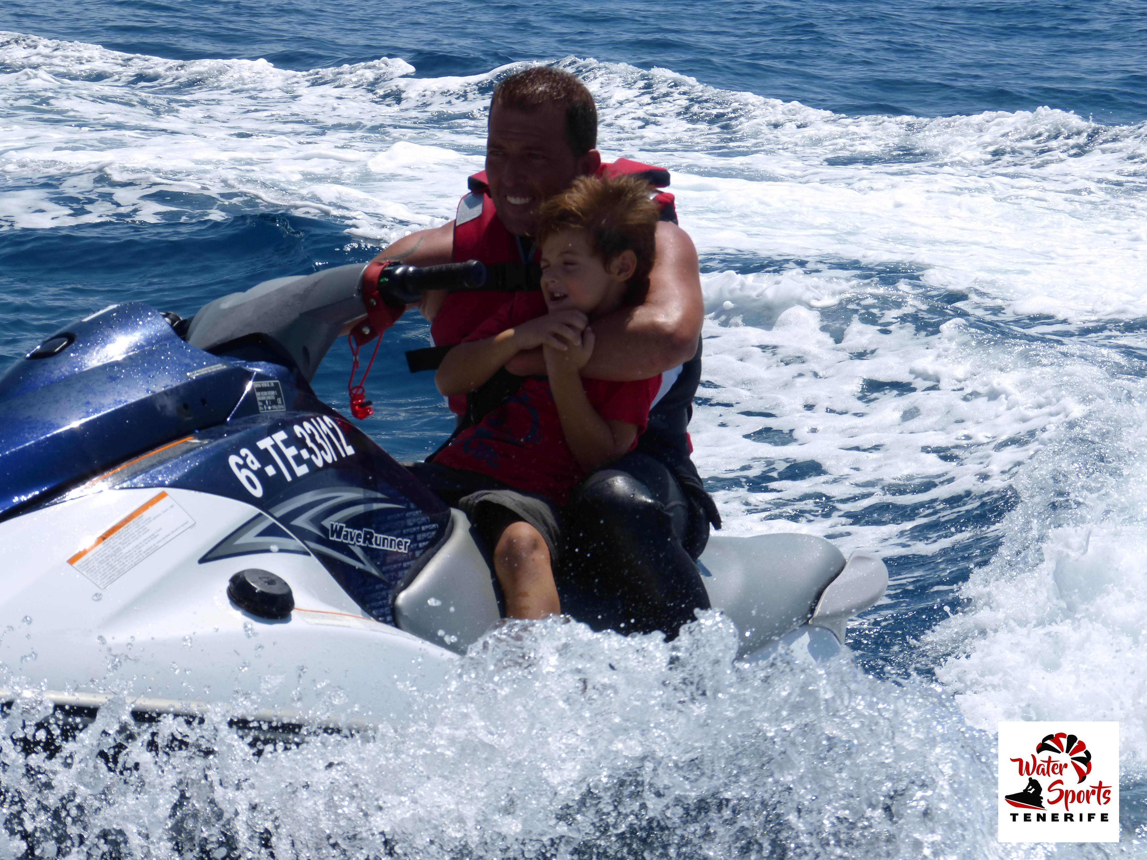 motos de agua watersport los cristianos