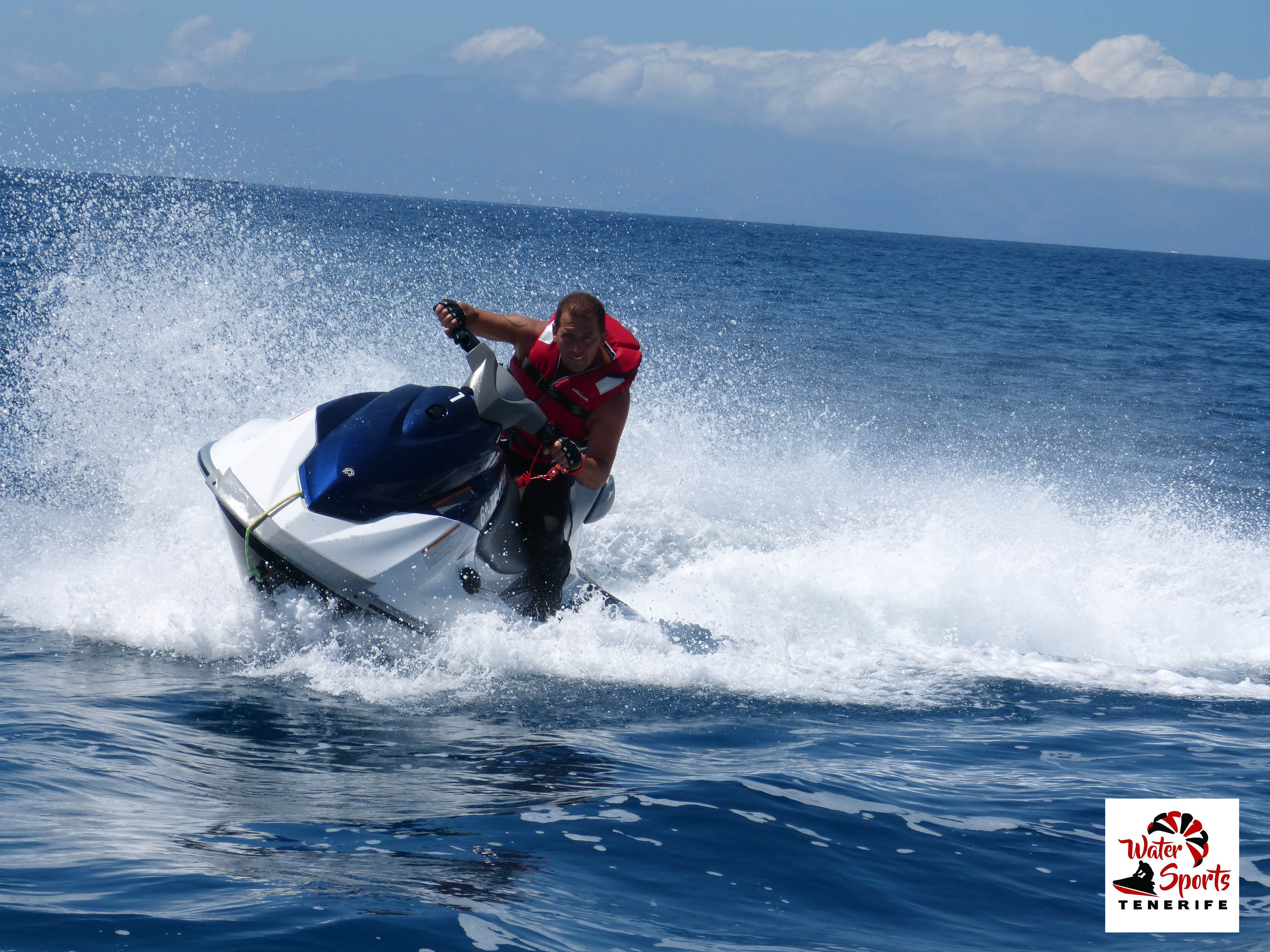 motos de agua watersport tenerife