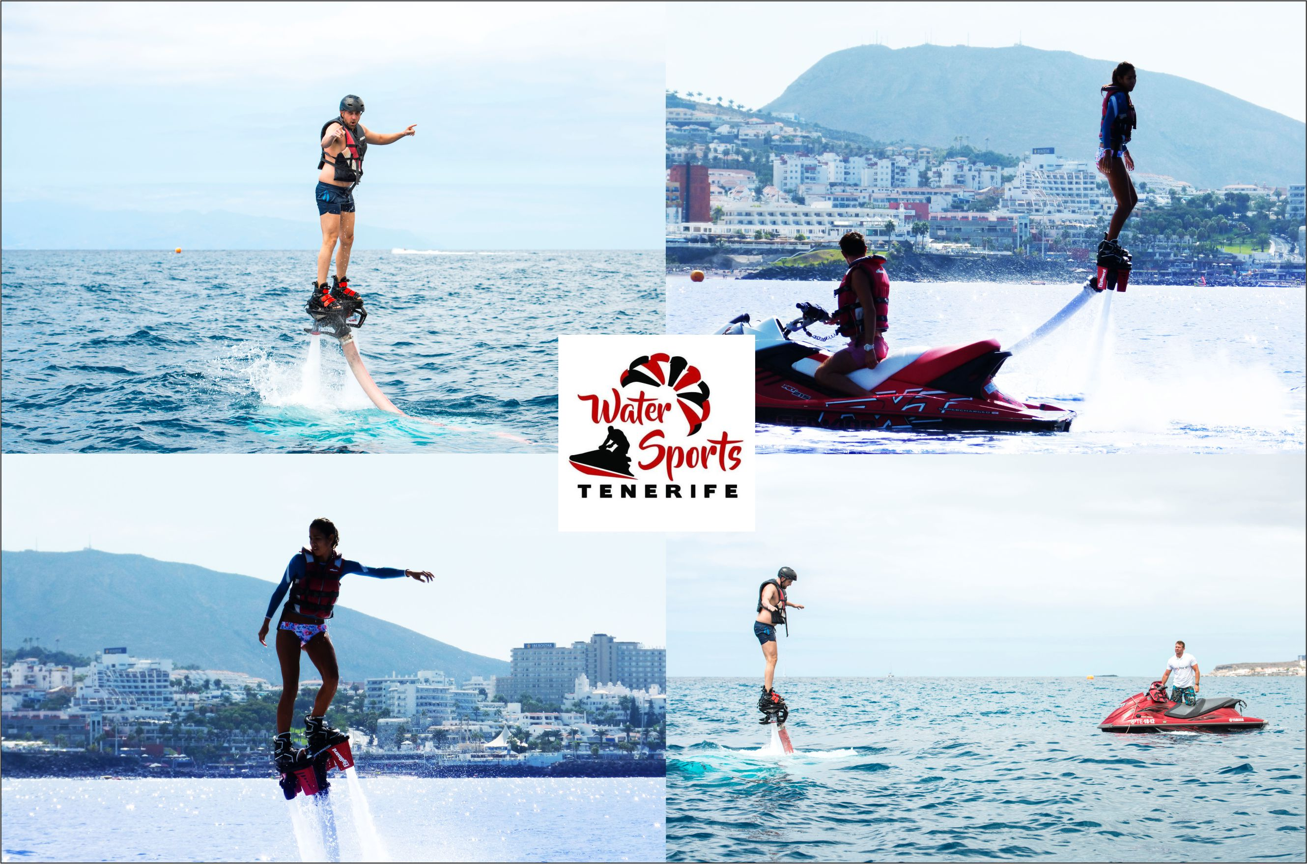 water sports tenerife islas canarias watersport en fañabe el medano