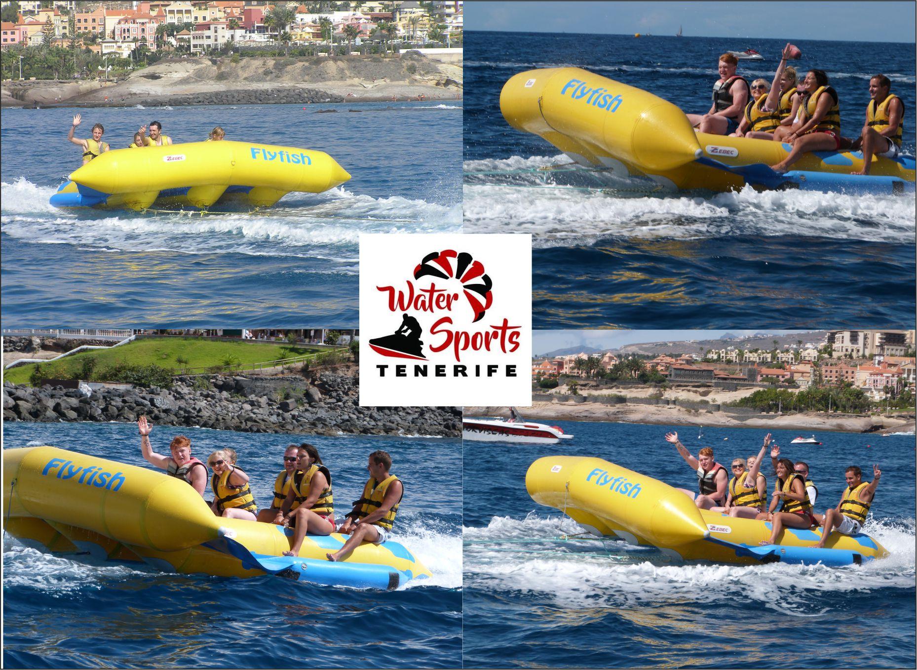 water sports tenerife islas canarias watersport en los cristianos las americas