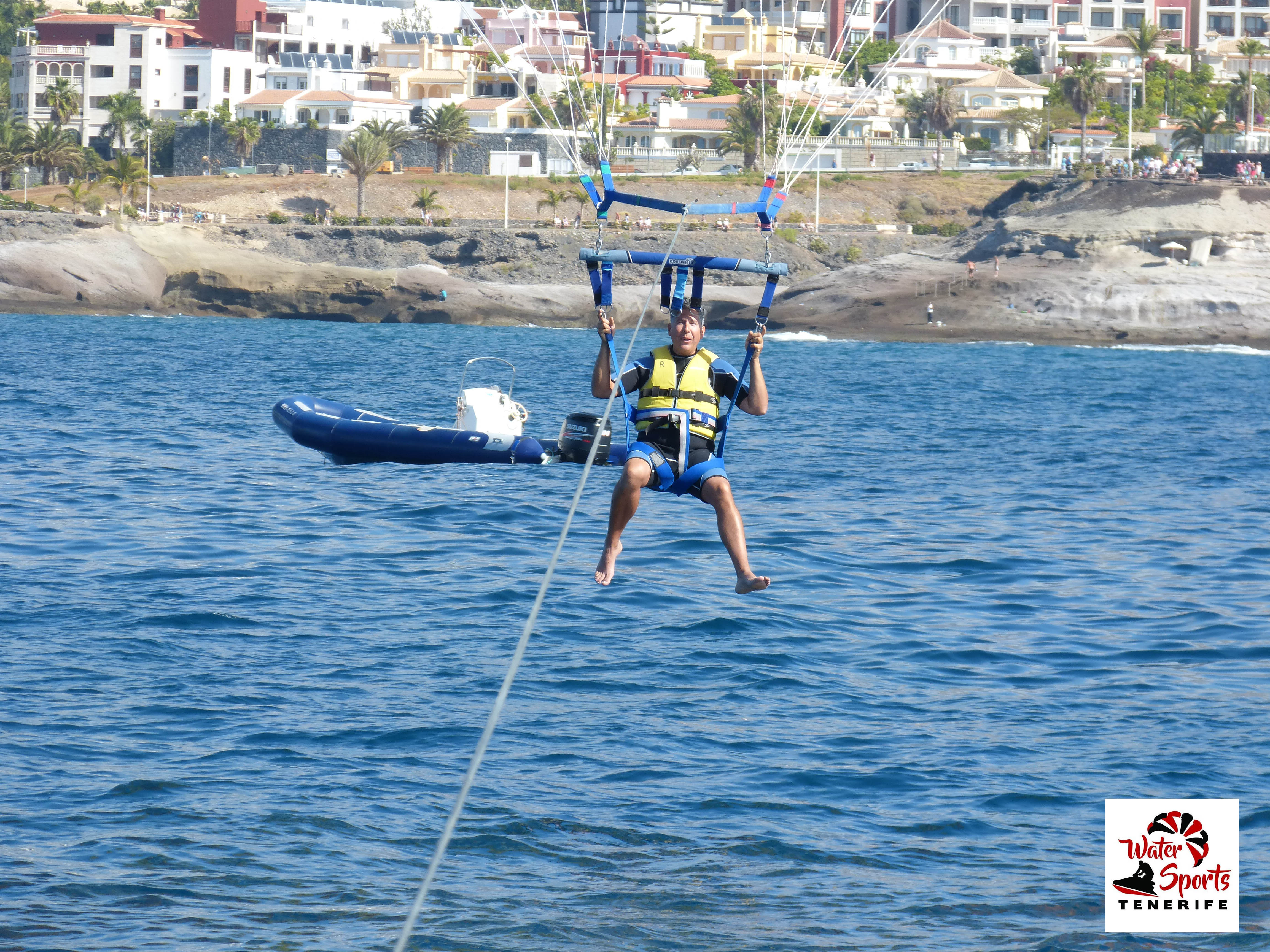 watersport paracaidismo tenerife norte