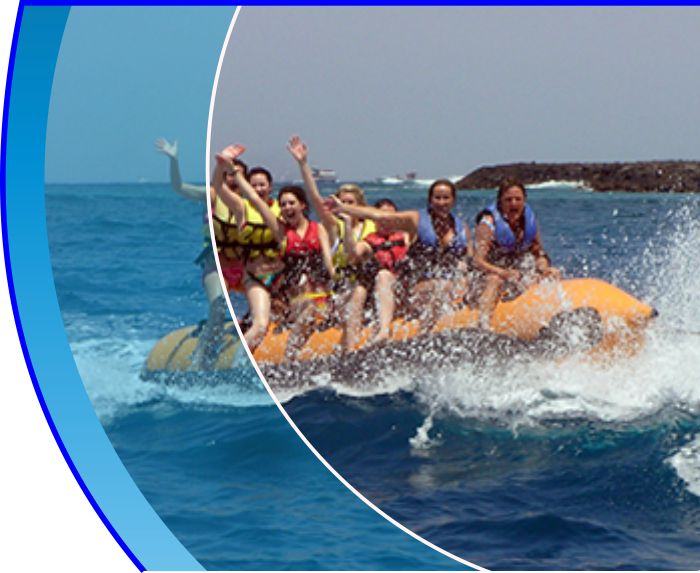 banana tenerife water sports puerto colon adeje 2