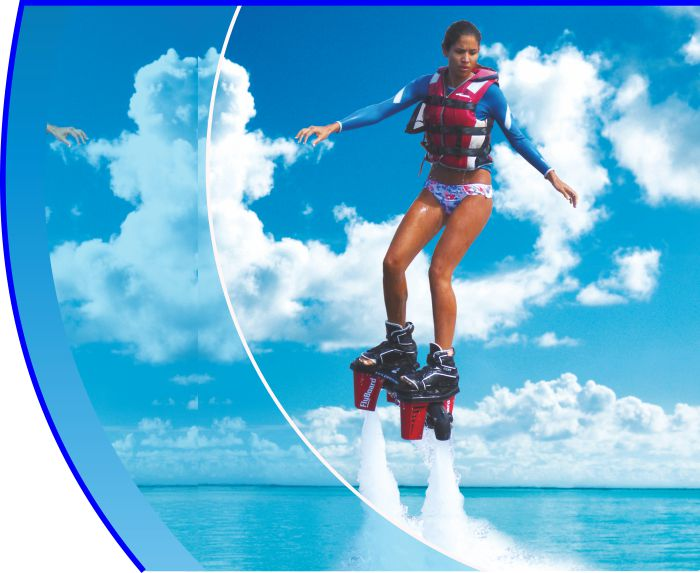 flyboard tenerife water sports puerto colon adeje 4