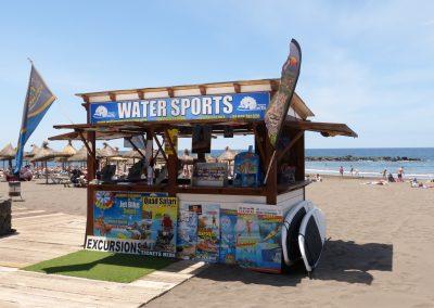 water sports los cristianos adeje costa adeje